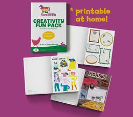 Children's Creativity Fun Pack
